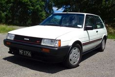 Toyota Corolla AE82 GT 1985