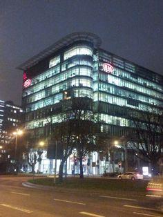 Hier ein Schnappschuss von unserem europäischen Headquarter in Frankfurt Frankfurt, How To Find Out, This Is Us, Multi Story Building, World, Candid Photography, The World, Peace, Earth