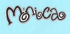 TARJETAS, LETRA Y AMIGOS DE TIMOTEO: ABECEDARIO TIMOTEO Letters, Logos, School, Ideas, Letter Stencils, Lettering Tutorial, Craft Letters, Logo, Letter