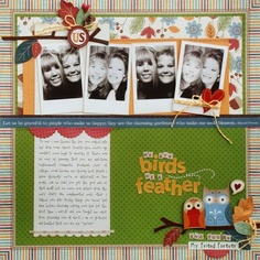 Birds of a Feather by Kelly Goree - LYB