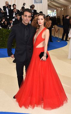 <p>The cute couple made their red carpet debut at the 2017 Met Gala...and they did it in style!</p>