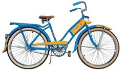 Shelby Donald Duck Bicycle
