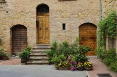 """""""Door Number 8"""" Tuscany, Italy by: www.jimbenest.com"""