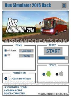 Bus Simulator 2015 Tips, Cheats, & Hack for All Buses Unlock & XP  #BusSimulator #Simulation #Strategy http://appgamecheats.com/bus-simulator-2015-tips-cheats-hack-buses-unlock-xp/