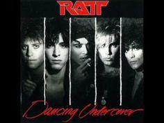 Ratt - Dancing Undercover - 1986 - (Full Album) (+playlist)
