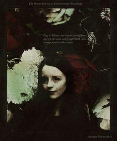 Flowers and maiden - Abigail Hobbs. #Hannibal