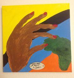 """Chosen colors of Africa"" x Natasha Webster  #ILmovement"