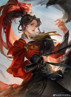 Character Art, Character Design, Digital Art Anime, Art Drawings Beautiful, China Art, Historical Art, Female Anime, Fantasy Women, Drawing People