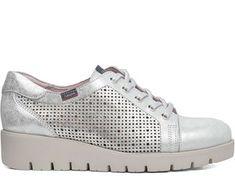 Callaghan Mujer Zapato Casual Plata Haman Marley
