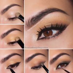 Makeup for Asian Eyes Tutorial by Maryam Maquillage using Motives.   http://shoppingjinx.blogspot.com/2014/01/makeup-for-asian-eyes-tutorial-by.html  Visit our Motives website for the very best in cosmetics: http://motives.shoppingjinx.com