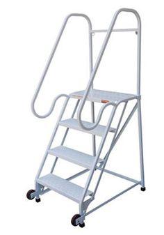 Tip-N-Roll FDA Ladders - http://www.titangse.com/products/tip-n-roll-fda-ladders/