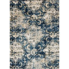 You'll love the Isabella Ivory/Multi Area Rug at Joss & Main - With Great Deals on all products and Free Shipping on most stuff, even the big stuff.
