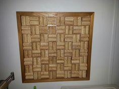 KE corkboard