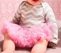 Chevron pettidress - Sass N Frass Baby Girl Accessories, Chevron, Tulle, Best Deals, Skirts, Shopping, Image, Fashion, Moda