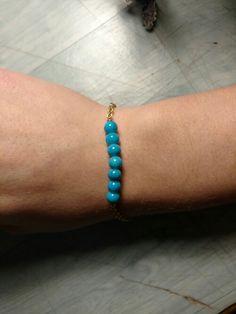 My diy color bracelet