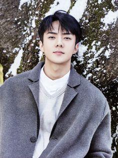 #sehun #luhan #chanyeol #baekhyin #kai #jongin #kyungsoo #do #chen #jongdae #xiumin #minseok #suho #junmyeong #lay #yixing #kris #tao #exo #exok #exom