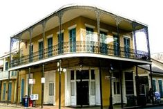 Catch beignets, voodoo, and jazz in this one-day French Quarter itinerary.: The iconic Creole architecture of the French Quarter is one of its biggest attractions.
