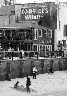 Gabriel's Wharf, South Bank, London