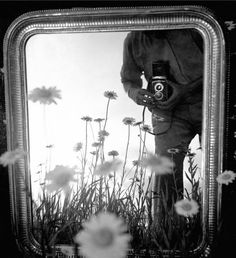 Coyote Atelier photography inspiration: Jan Lukas, Self Portrait.