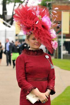 Royal Ascot: Extravagante Hüte