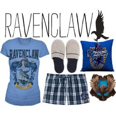 Ravenclaw Sleeping Outfit