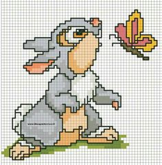 and share if this workout gave you a great boob lift! Click the pin for the full workout. Disney Cross Stitch Patterns, Counted Cross Stitch Patterns, Cross Stitch Charts, Cross Stitch Designs, Cross Stitch Embroidery, Disney Stitch, Cross Stitch Baby, Cross Stitch Animals, Pixel Crochet Blanket