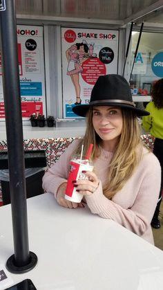 Danielle Fishel, Bucket Hat, Hats, Fashion, Moda, Bob, Hat, Fashion Styles, Fashion Illustrations
