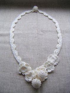 ネックレスの作り方|その他|ファッション小物 | アトリエ|手芸レシピ16,000件!みんなで作る手芸やハンドメイド作品、雑貨の作り方ポータル