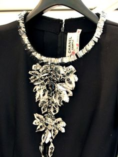 Chanel Haute Couture - Beautiful Detail