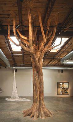 Henrique Oliveira   Understanding the world through contemporary art #LookingandLearning #TeachingContemporaryArt