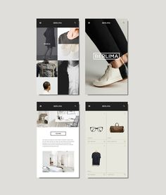 BERLIMA on Behance