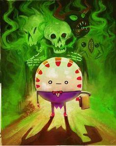 Adventure Time Peppermint Butler Pep-But Marceline, Futurama, Gumball, Cartoon Network, Peppermint Butler, Teen Titan, Pendleton Ward, Funny Cartoon Memes, Adveture Time