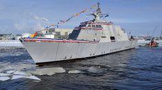 USS Milwaukee, LCS-5, lead ship, Freedom class, littoral combat, USA Navy