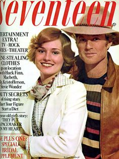 Ever wonder why your mom still has such a crush on Robert Redford? Check out what a babe he was back in '73!
