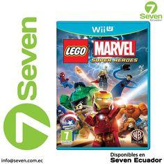 Lego Marvel Super Heores para Wii U. Disponibles para entrega inmediata. Envíos a todo el Ecuador. Somos Seven Ecuador www.seven.com.ec #nintendo #wii #lego #wiiu #nintendowiiu #games #videojuegos #ecuador #seven #marvel #videogame #593 #tecnologia #uio #sevenecuador #loja #superheroes #legomarvel #spiderman #gamers #gaming #pichincha #quito #guayaquil #cuenca #guayas #ambato #manabi #eloro #ironman