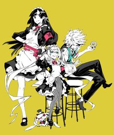 Illustrated by Shirow Miwa