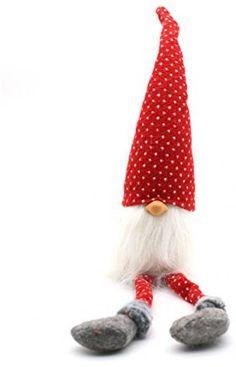 Handmade Swedish Tomte,Nisse,Santa,Sockerbit Sven Gnome- Holiday Home Christmas #HighlandFarmsSelect