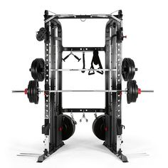 Monster Full-Functional Gym - Barbarian-Line Professional - die Multikraftstation - Megafitness-Shop