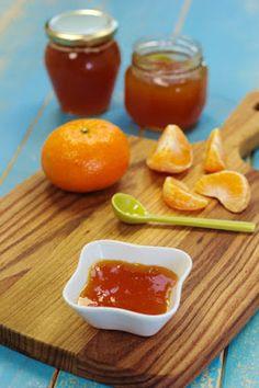 Geleia de tangerina (Cinco Quartos de Laranja)