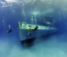 #Diving nelle isole #Cayman