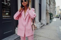 On Wednesdays We Wear Power Suits | Song of Style