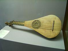 Puente de guitarra clasica