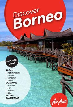 Looking for travel ideas? Download @AirAsia Discover Borneo Travel Guide! http://www.airasia.com/discoverborneo