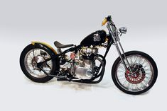 1972 XS650 Bobber (Black) | Chappell Customs