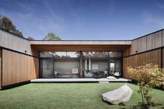 [건축] 남이 볼까봐? 걱정마요! 비밀같은 중정이 있는 모던 패시브하우스 Hover House Architects : Bo...
