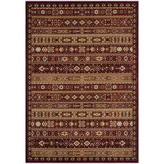 Carmel Decor - Belmont Collection Red @Carmel Decor #Carmeldecor #new #rugs
