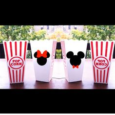 10 Mickey or Minnie, Mickey Mouse party Favors, Minnie Mouse Party favors, Mickey mouse popcorn bowl, Minnie Mouse favors, Pop Corn bag #babyshowerideas4u #birthdayparty #babyshowerdecorations #bridalshower #bridalshowerideas #babyshowergames #bridalshowergame #bridalshowerfavors #bridalshowercakes #babyshowerfavors #babyshowercakes