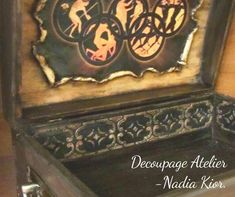 made by Decoupage Atelier - Nadia Kior Decoupage, Home Decor, Art, Atelier, Art Background, Decoration Home, Room Decor, Kunst, Performing Arts