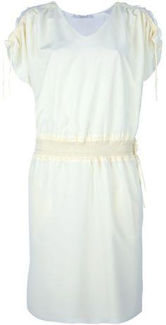 Chloé V-neck dress auf shopstyle.de