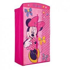 Minnie Mouse Fabric Wardrobe